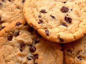 Receita de cookie é prática e rápida