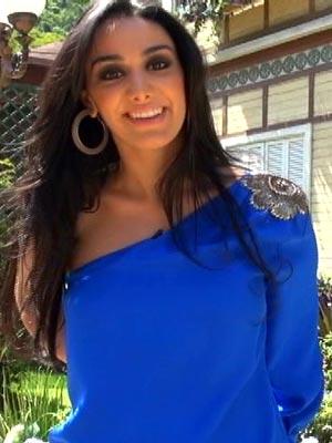 Marina Elali é um dos destaques da trilha Sonora de A Vida da Gente (Foto: A Vida da Gente - TV Globo)