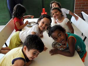 crianças 300x225 Malhação (Foto: Wilson Dias / ABr)