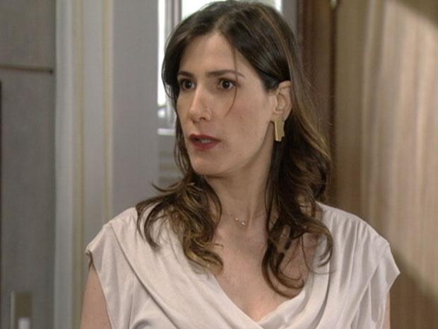 Helena discute com Nelson por causa de Filipe (Foto: Malhação/TV Globo)
