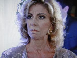 Maruschka ofende Sarita (Foto: Aquele Beijo / TV Globo)