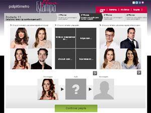 Participe do Palpitômetro! (Foto: Fina Estampa / TV Globo)