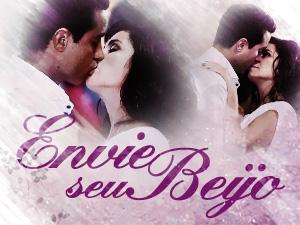 colaborativo envie beijo 300 225 (Foto: Aquele Beijo / TV Globo)
