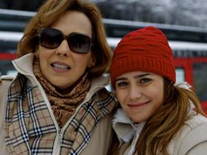 Eva sempre viveu em função de Ana, mas a morena já não aguenta mais (Foto: A Vida da Gente - Tv Globo)