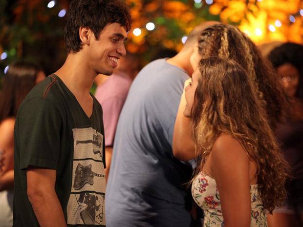Dieguinho e Michele Malhação (Foto: Malhação / TV Globo)