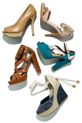 Sapatos de salto alto são os preferidos das personagens 280x420 (Foto: C&A)