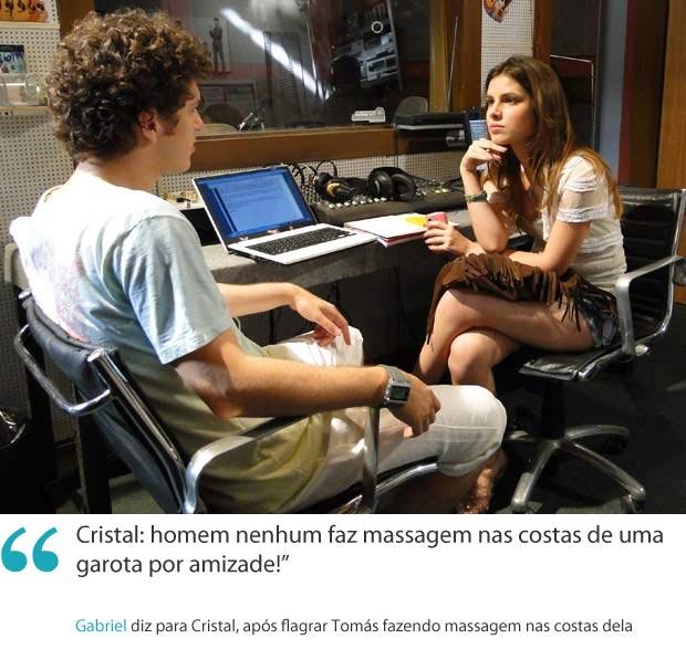 Frases da semana gabriel (Foto: Malhação / TV Globo)