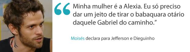 Frases da semana moisés (Foto: Malhação / TV Globo)