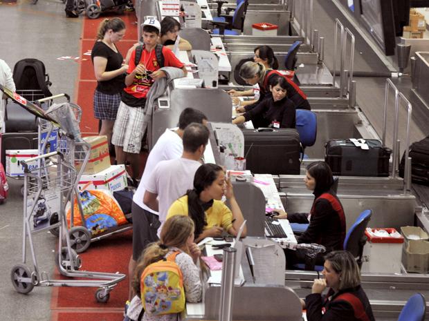 Aeroporto de Brasília (Foto: José Cruz/ABr)