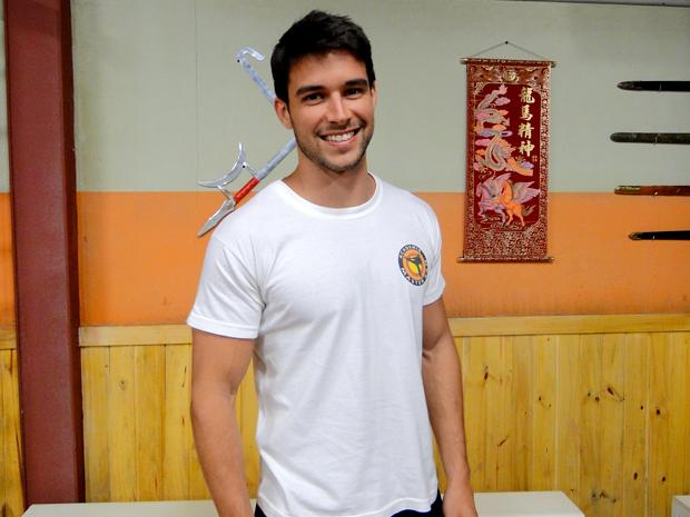 Bernardo Velasco malhação (Foto: Malhação / TV Globo)