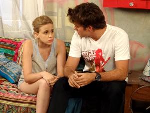 Babi e Betão 300x225 Malhação (Foto: Malhação / TV Globo)