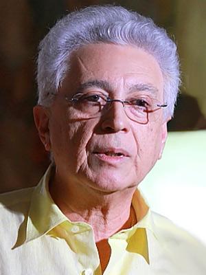 O autor de Fina Estampa, Aguinaldo Silva (Foto: Francisco Patrício / 2011)