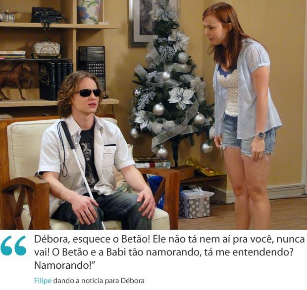Frases da semana filipe (Foto: Malhação / TV Globo)