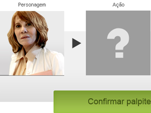 O que vai rolar com Danielle? (Foto: Fina Estampa / TV Globo)