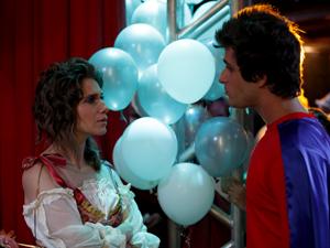 Laura e Guido festa à fantasia 300x225 Malhação (Foto: Malhação / TV Globo)