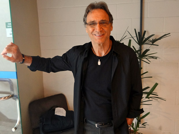 Herson Capri (Foto: Aquele Beijo/TV Globo)