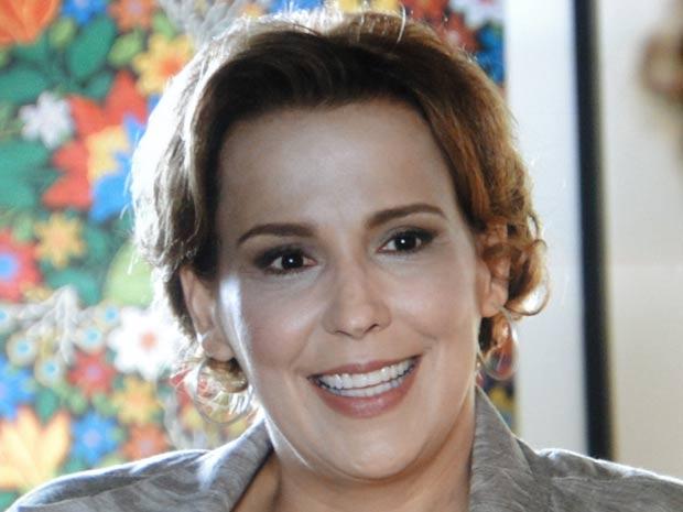 Eva não perde a oportunidade de tripudiar da rival (Foto: A Vida da Gente / TV Globo)