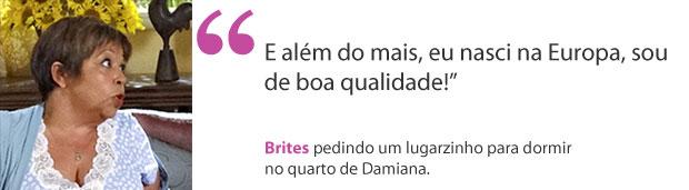 Brites (Foto: Aquele Beijo/TV Globo)