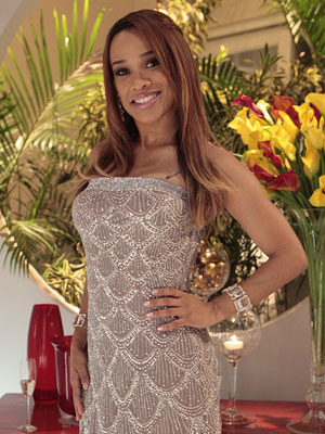 Leilah Moreno (Foto: Aquele Beijo/TV Globo)