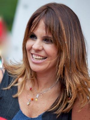 Teresa Lampreia usa de muito romantismo na hora de dirigir suas cenas (Foto: A Vida da Gente / TV Globo)