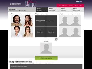Confira o ranking atualizado (Foto: Fina Estampa / TV Globo)
