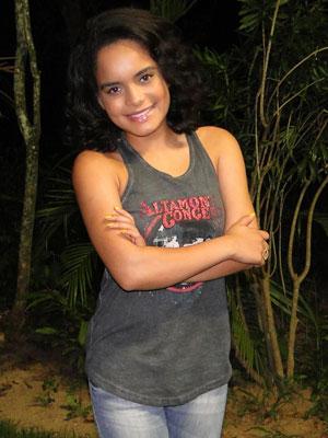 Carol Macedo (Foto: Fina Estampa/TV Globo)