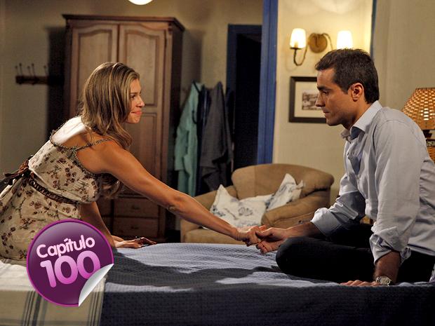 Lucena procura Vicente e oferece sua ajuda (Foto: Aquele Beijo / TV Globo)