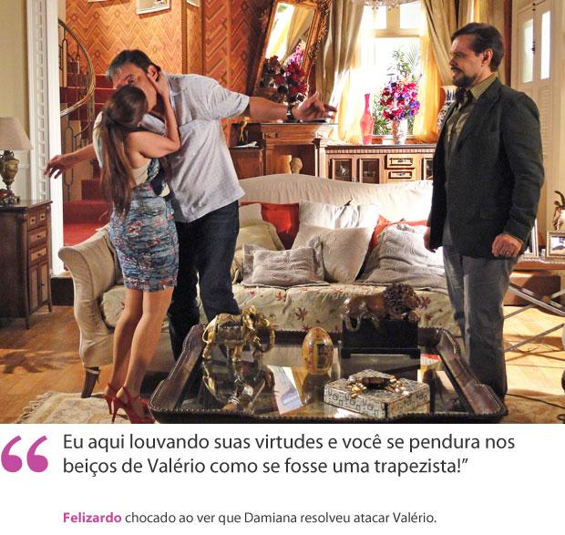 Felizardo (Foto: Aquele Beijo/TV Globo)
