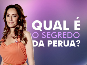 Concurso Cultural Segredo de Tereza Cristina (Foto: Fina Estampa/TV Globo)