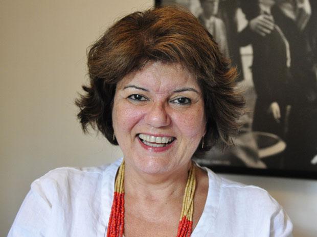 Elizabeth Jhin é a autora de Amor Eterno Amor (Foto: Amor Eterno Amor/TV Globo)