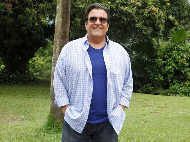 Luis Mello será Dimas na trama de Elizabeth Jhin (Foto: Amor Eterno Amor/TV Globo)