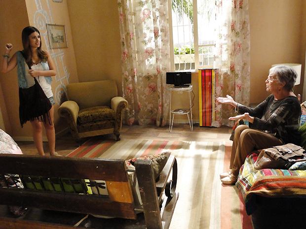 Beatriz-Cristal (Foto: Malhação/TV GLOBO)
