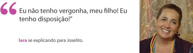 Iara_Aspa (Foto: Aquele Beijo/TV Globo)