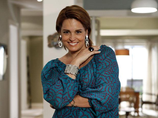 Suzy Rêgo vai viver a perua Jáqui (Foto: Amor Eterno Amor/TV Globo)