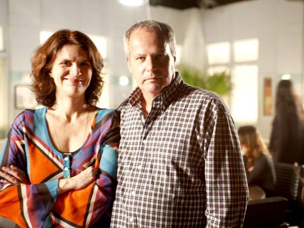 Uma parceria de sucesso (Foto: A Vida da Gente / TV Globo)
