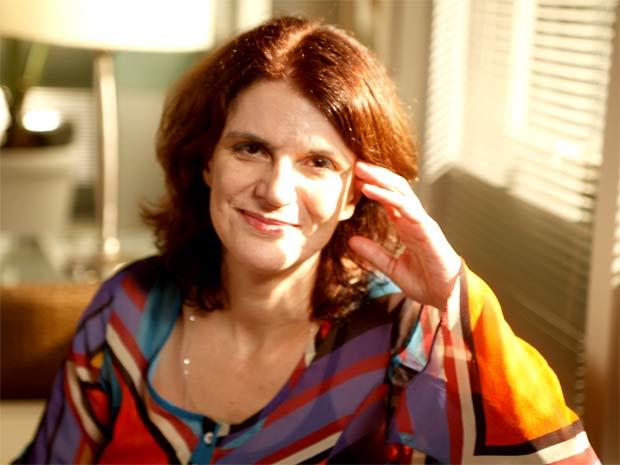 Lícia fala do prazer em escrever A Vida da Gente (Foto: A Vida da Gente / TV Globo)
