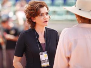 Durante a novela, as duas tiveram alguns embates (Foto: A Vida da Gente / TV Globo)