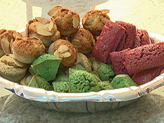 Bolinhos saboreosos, o quitute francês é ótima dica para café da tarde (Foto: A Vida da Gente/ TV Globo)