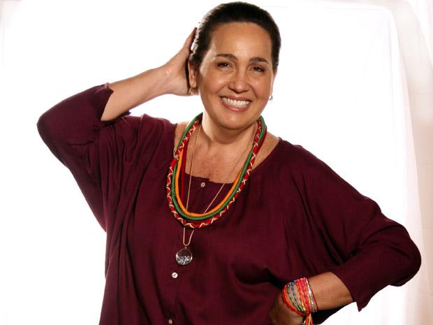 Claudia Jimenez (Foto: Aquele Beijo/TV Globo)