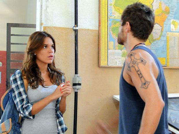 Natália (Foto: Malhação/TV GLOBO)