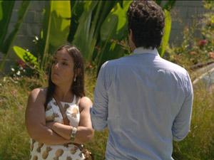 Marilda (Foto: Fina Estampa/TV Globo)