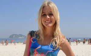 Atriz comemora a volta da loira misteriosa à novela: 'Estou adorando!' (Fina Estampa/TV Globo)