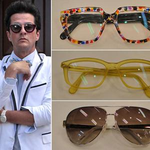 Saiba quais óculos dos personagens combinam com você (Fina Estampa/TV Globo)