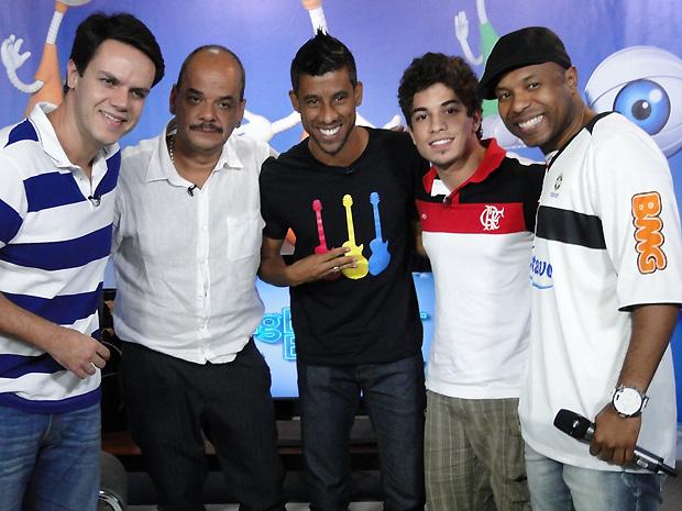 Todos (Foto: Malhação/TV GLOBO)