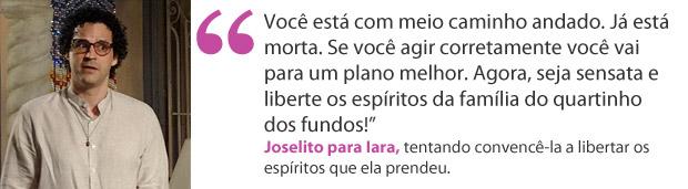 Joselito (Foto: Aquele Beijo/TV Globo)