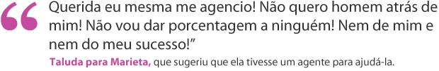 Taluda (Foto: Aquele Beijo/TV Globo)