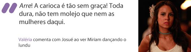 Frases da Semana (Foto: Amor Eterno Amor / TV Globo)