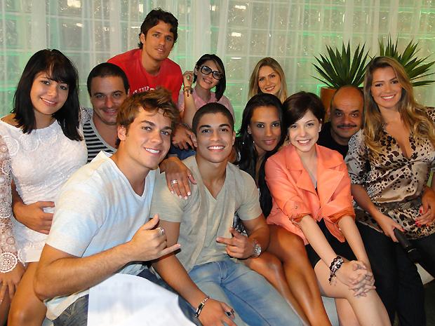 bbbs (Foto: Malhação/TV GLOBO)