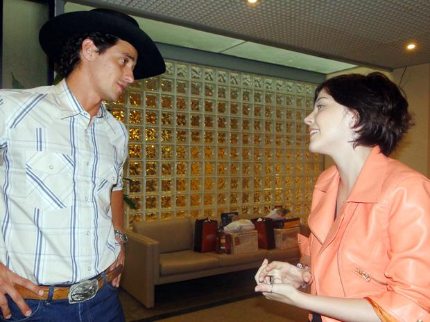 Bia Arantes (Foto: Malhação/TV GLOBO)