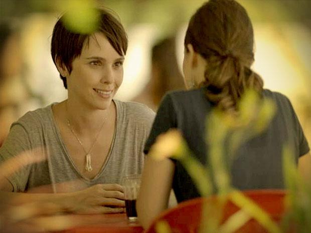 Nina reencontra amiga de infância do lixão e conta seu plano de ...